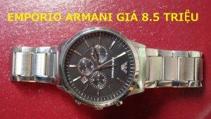 Đồng hồ EMPORIO ARMANI GIÁ 8.5 TRIỆU