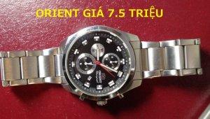 đồng hồ ORIENT TT0U-C0-B 8060 GIÁ 7.5 TRIỆU