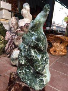 Cây đá xanh tự nhiên quá chất