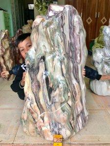 Cây đá ngũ sắc, cao 92cm