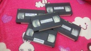 Băng Video VHS đã có chương trình nhạc vàng Bolero (Đồng giá = 150 nghìn đồng/1 băng)