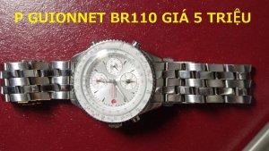 đồng hồ P GUIONNET BR110
