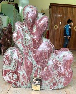 Cây đá thổ cẩm, nặng 42kg