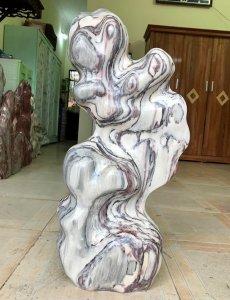 Cây đá thổ cẩm, cao 65cm, giá 2 triệu
