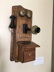 Điện thoại cổ của Mỹ