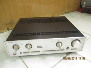 AMPLI LUXMAN L410