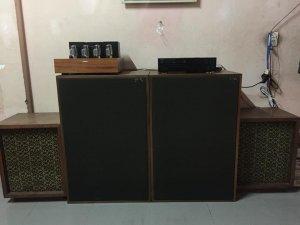 Bán Loa Tru Sonic 15 Fullrange Bass 40cm kèm theo siêu treble đỉnh