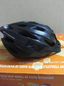 Nón xe đạp made in China .hang xách tay