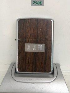 .750E- chữ xéo 1975- Ốp giả gỗ