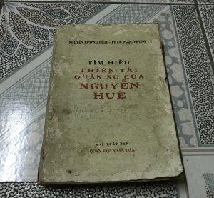 tìm hiểu thiên tài Nguyễn Huệ