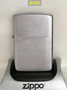 .875D-brushed chrome 1987  -PLAIN