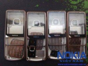 Chuyên cung cấp vỏ Nokia 6700,515,6300,e71,e71, 8600 và nokia 8800 chính hãng giá rẻ nhất Hiện nay