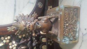 Ngọc ấn rồng bằng đồng