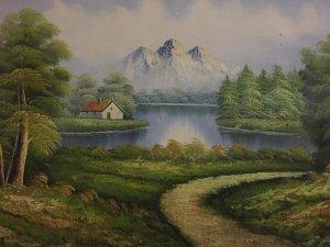 Khu rừng bình yên