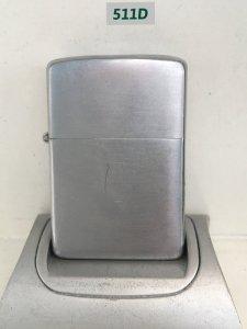 511D-ba hàng chữ 1951 Vỏ đồng mạ chrome , ruột thép