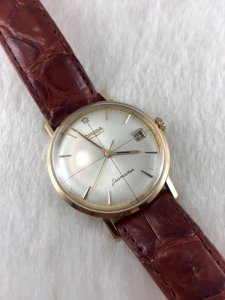 Omega Seamaster Automatic solid 18k Pink gold Cal562