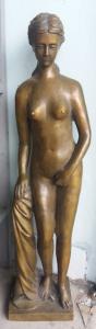 tượng nude khổng lồ bằng đồng các loai quý hiếm