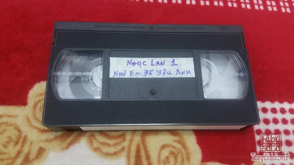 Băng Video VHS Tiếng hát Ngọc...