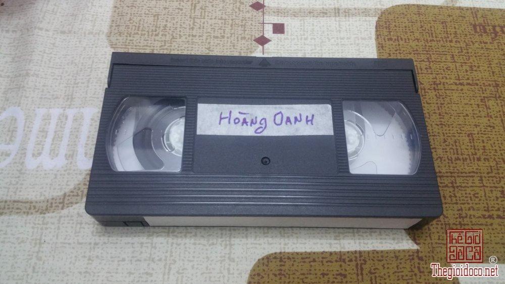 Băng Video VHS Tuyệt Phẩm tiếng...