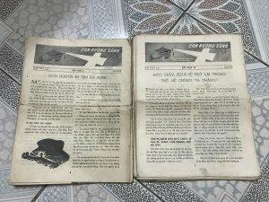 27 số báo tiếng nói hy vọng 1965( cơ đốc giáo)