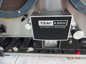 Teac A-2500  valy