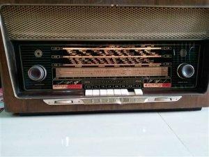 Radio GRUNDIG Cổ ( Đã Bán )