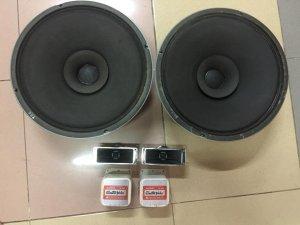Bán Bộ Củ Loa Electro Voice Ls15 Bass 40cm