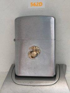 562D-Chữ xéo 1959 USMC( emblem rin)
