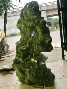 Cây đá xanh ngọc, cao 1 mét 18