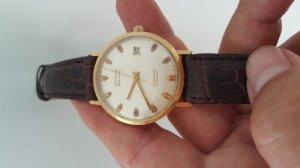 Longines Armiral vỏ vàng khối 18k xưa chính hãng