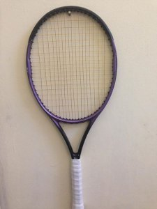 Vợt tennis Wilson Hammer System, nặng 265gr, lành , dùng tốt, giá bán 550k