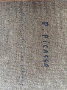 ban 1 bục tranh cua Picasso ai có nhu cầu mua liên hệ mình nhe