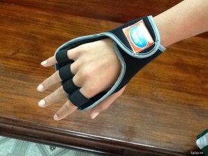 sản xuất -và  phân phối găng tay tập gym toàn quốc