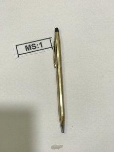 Bút BIC CROSS 1/20 - 10 KT (MS 1)- Đồ Xưa - hàng xách tay Từ Mỹ