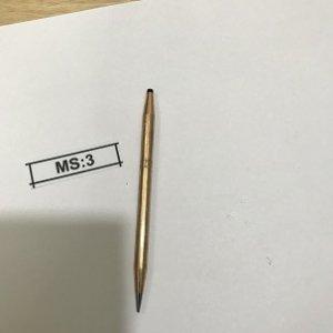 BÚT CHÌ CROSS 1/20- 14KT (MS 3)- Đồ Xưa - Hàng xách tay Từ Mỹ