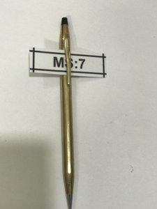 Bút Chì CROSS (MS 7 )1/20 - 10KT - Đồ Xưa - hàng xách tay Từ Mỹ