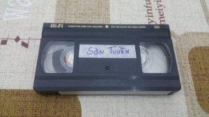 Băng Video VHS Tuyển chọn tiếng hát Sơn Tuyền