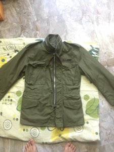 Áo field jacket m65 U.S