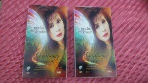 2 cuốn băng Video VHS tiếng hát Ngọc Lan (Như là kỷ niệm)
