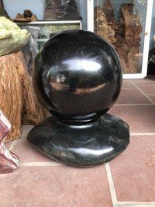 MS 9020.Cầu đá đen,đường kính 36cm