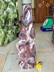 Cây đá vân thổ cẩm, cao 68cm,...