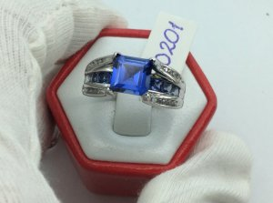 H10201 -Nhẫn Nữ 10k - Chất...