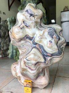 Cây đá ngũ sắc, cao 71cm, giá...