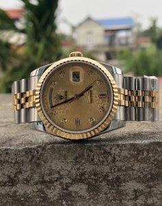 đồng hồ rolex day date 6 số...