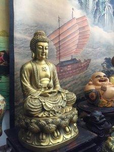 Hữu duyên thỉnh Phật