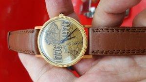 Đồng hồ Wittnauer đồng xu  xưa...