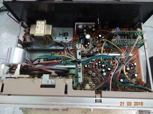 Pioner CT-F500