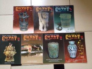 30 cuốn tạp chí cổ vật tinh...
