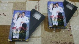 Băng Video VHS tiếng hát Phi...