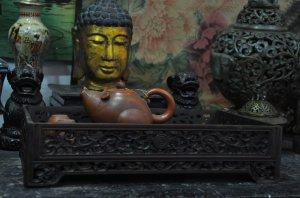 Khay trà thông phong